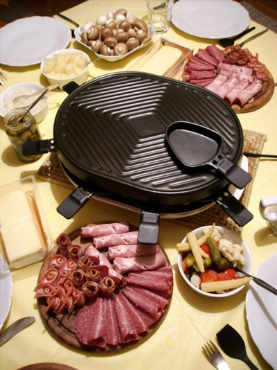 the raclette eats and meats. Black Bedroom Furniture Sets. Home Design Ideas